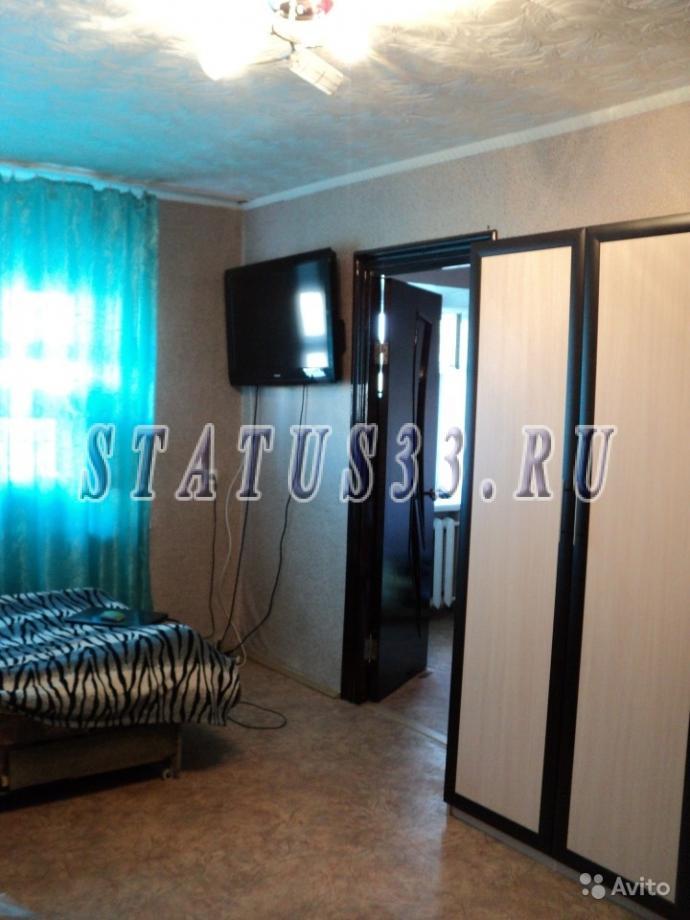 Продается  2-х комнатная квартиру в г. Кольчугино на улице 3 Интернационала